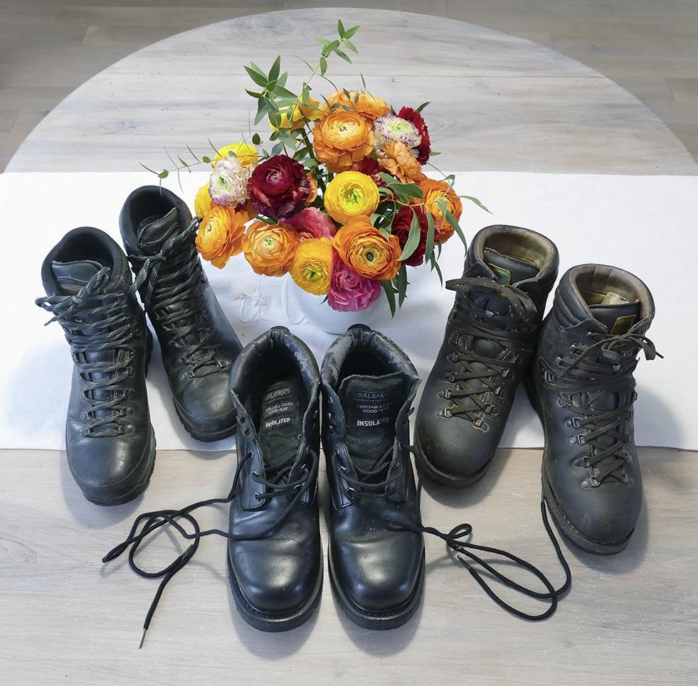 Dominique Lagnous, Atelier Focale 16, Mes souliers, Janvier 2021