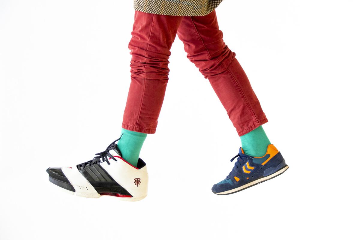 Gérard Viel, Atelier Focale 16, Mes souliers, Janvier 2021