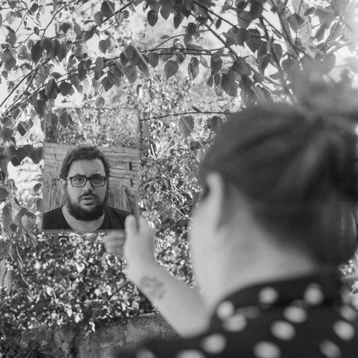 Philippe Lafaye, Atelier Focale 16 concours mensuel juin 2020, autoportrait