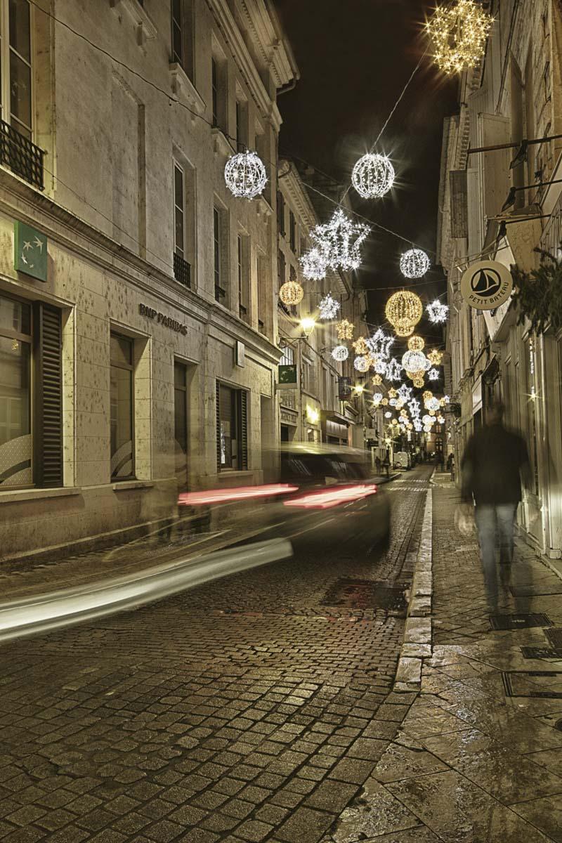 Gérard Viel, concours mensuel décembre 2019, lumière dans la nuit