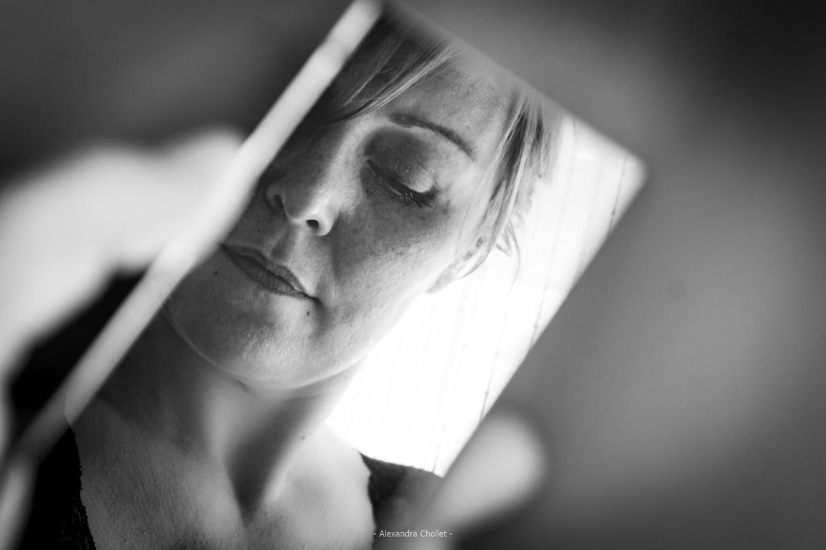 Alexandra Chollet, Atelier Focale 16 concours mensuel juin 2020, autoportrait