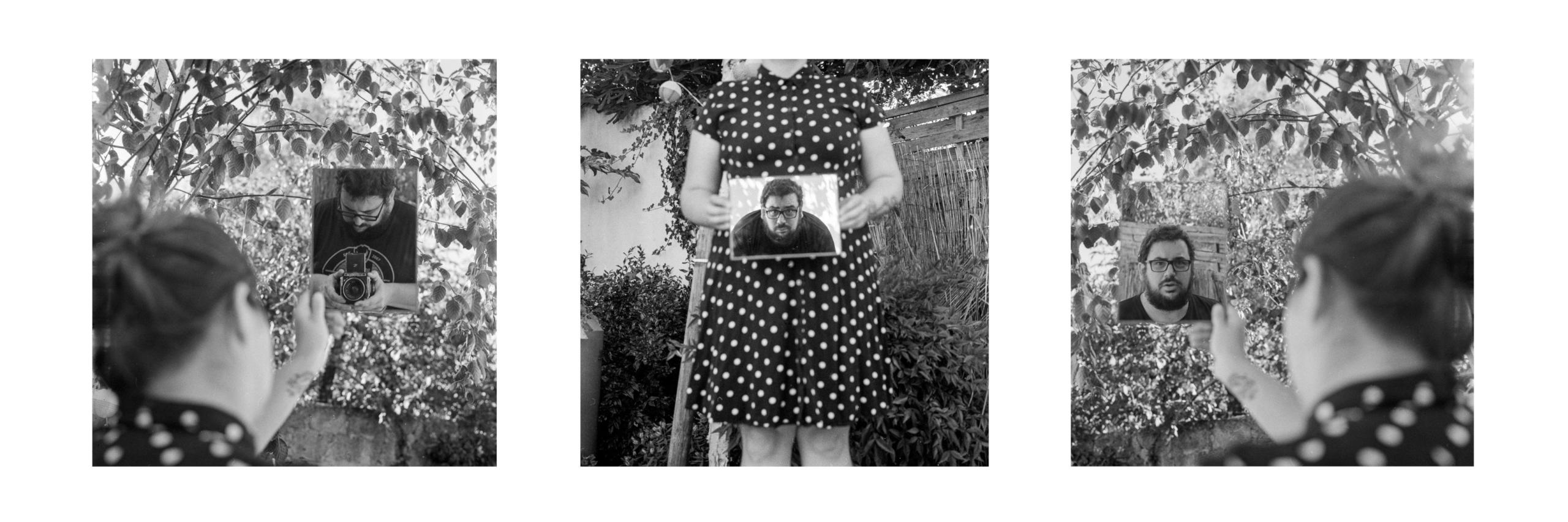 Autoportrait, Philippe Lafaye, Atelier Focale 16, exposition photo à l'incontournable