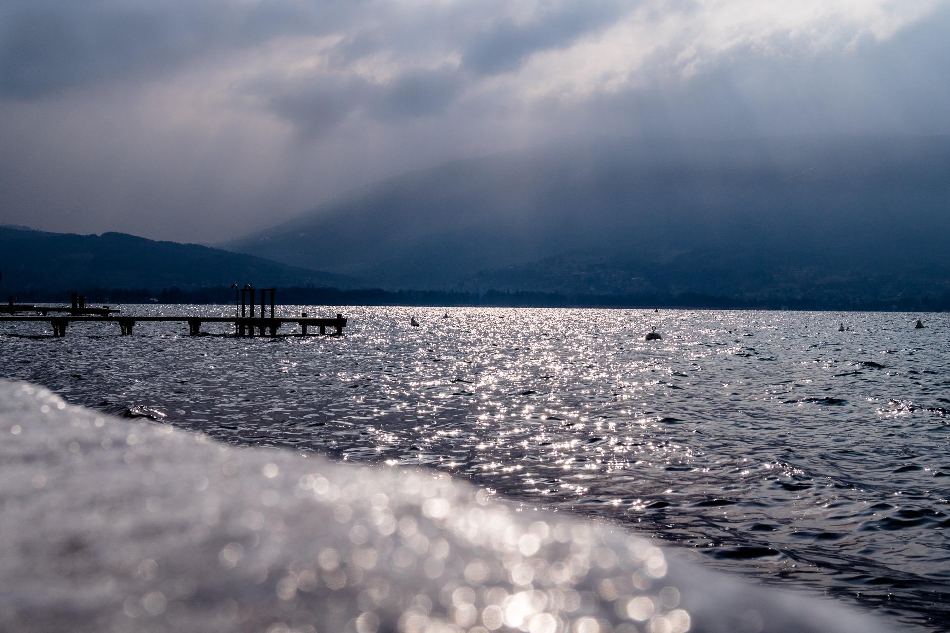 Lacs suisses - Lac Léman à Morges, Alexandra Chollet, Atelier Focale 16, exposition photo à l'incontournable