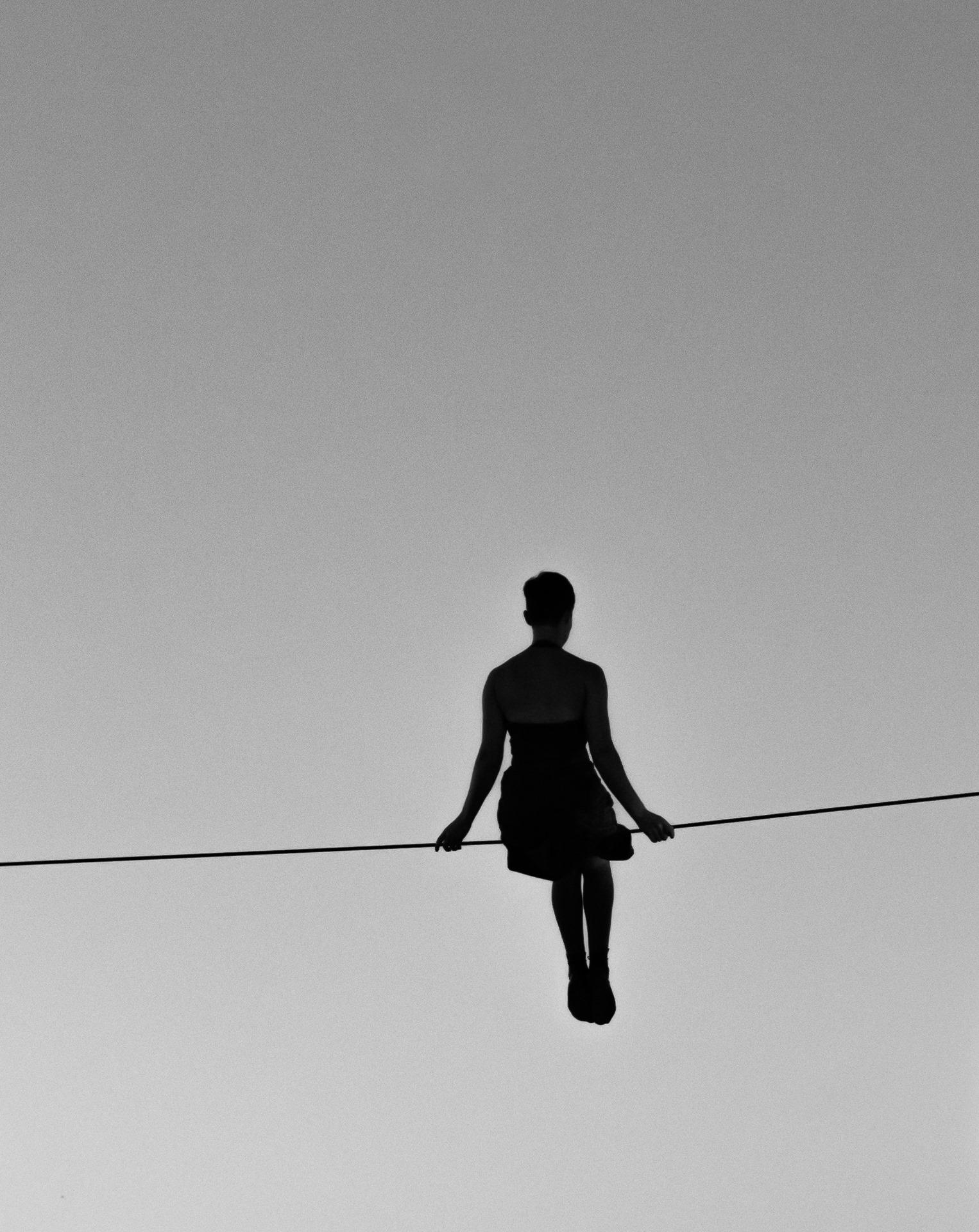 Sur le fil, Alexandra Chollet, Atelier Focale 16, exposition photo à l'incontournable